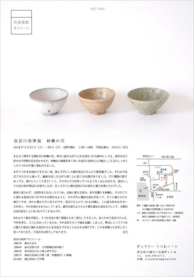 「長谷川奈津展 林檎の花」 8日目_d0087761_18132949.jpg
