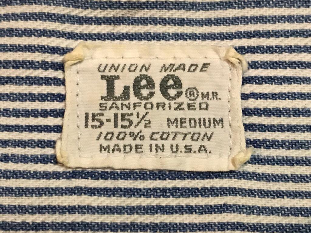 神戸店4/18(水)Vintage入荷! #3 Vintage Lee Item!!!_c0078587_15014761.jpg