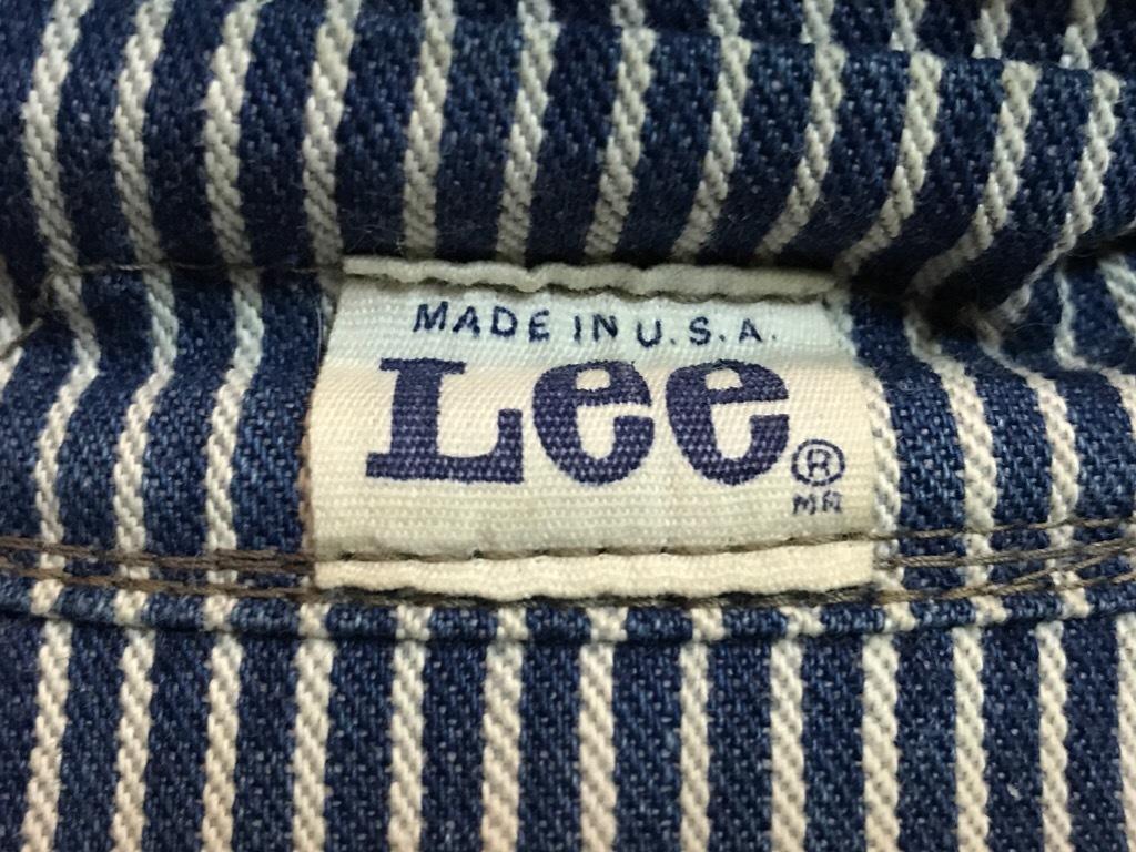 神戸店4/18(水)Vintage入荷! #3 Vintage Lee Item!!!_c0078587_15082950.jpg