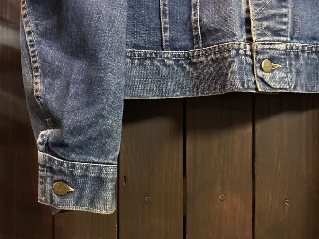 神戸店4/18(水)Vintage入荷! #3 Vintage Lee Item!!!_c0078587_15093220.jpg