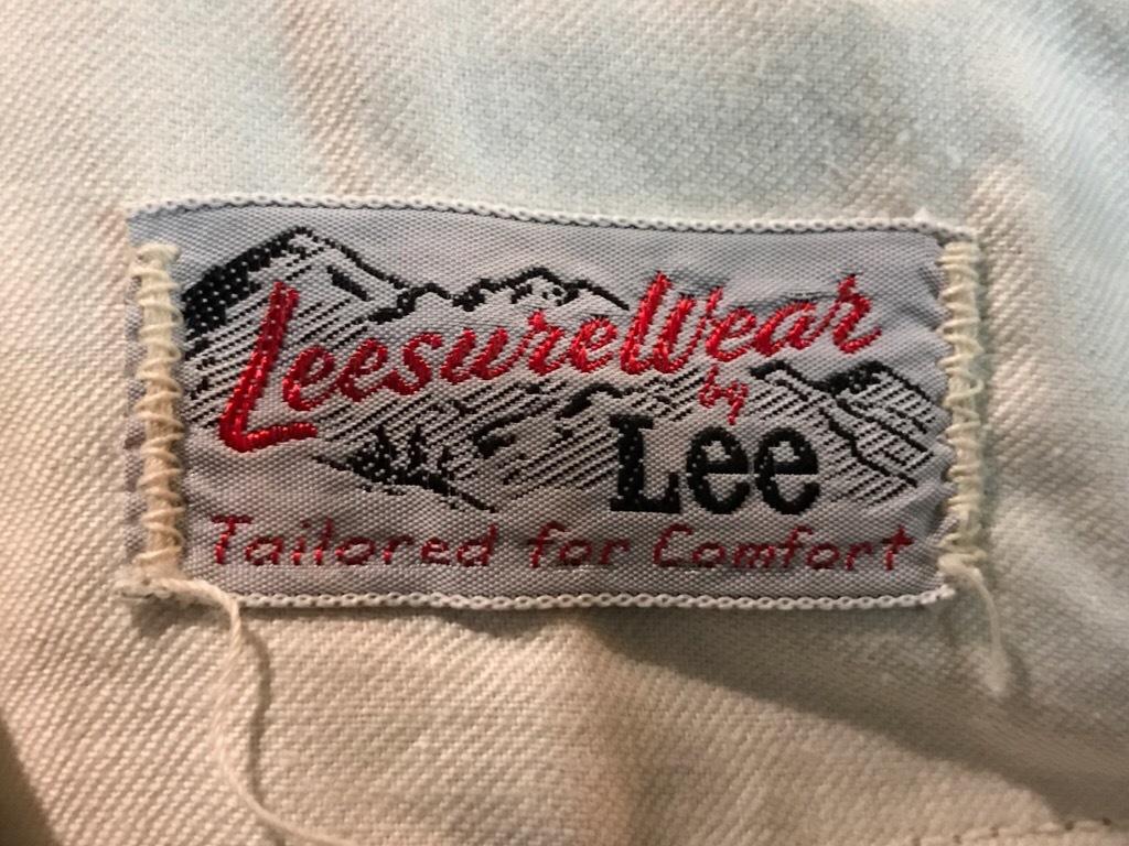 神戸店4/18(水)Vintage入荷! #3 Vintage Lee Item!!!_c0078587_15120208.jpg
