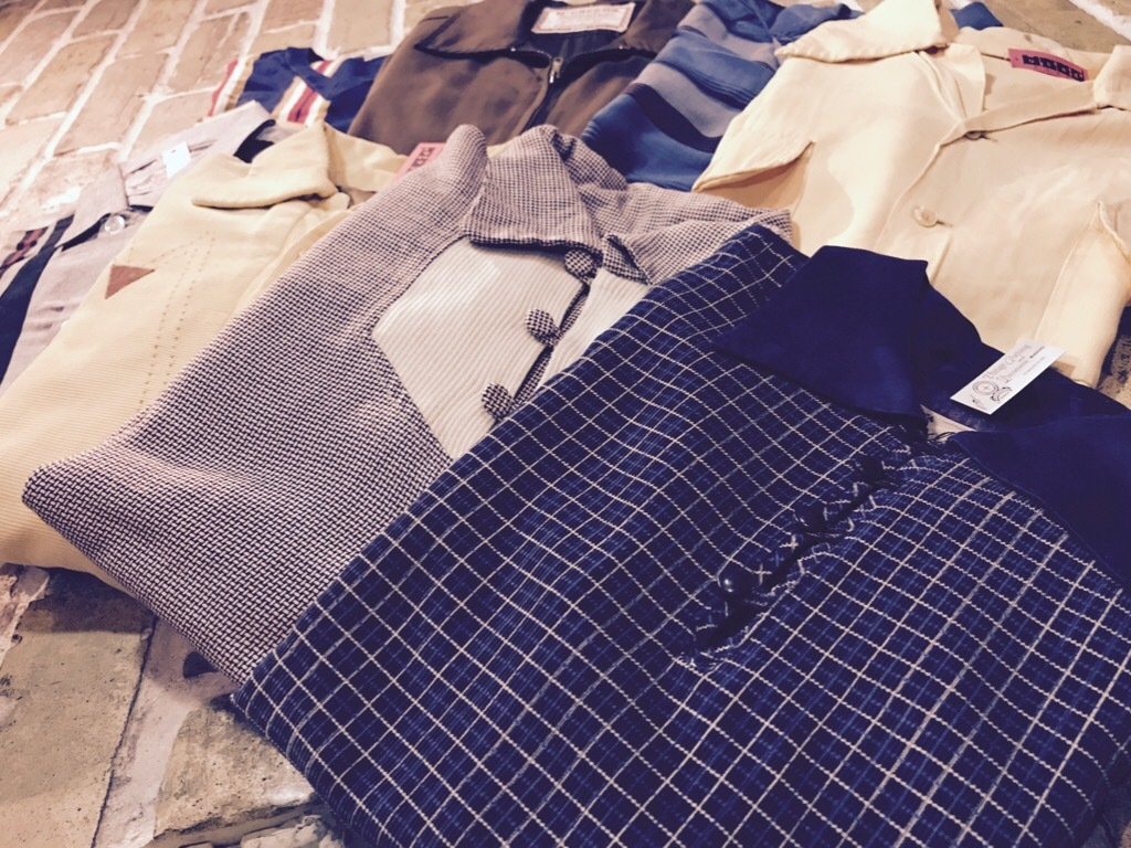 神戸店4/18(水)Vintage入荷! #6 Vintage Shirt!!!_c0078587_17565232.jpg