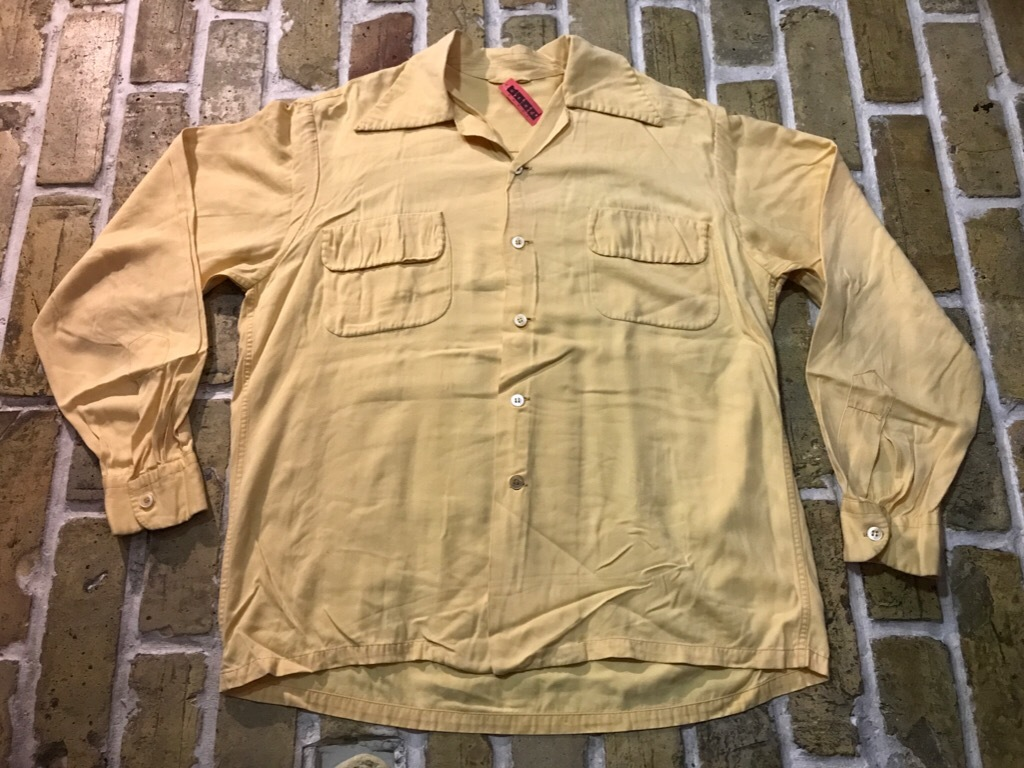 神戸店4/18(水)Vintage入荷! #6 Vintage Shirt!!!_c0078587_18063177.jpg