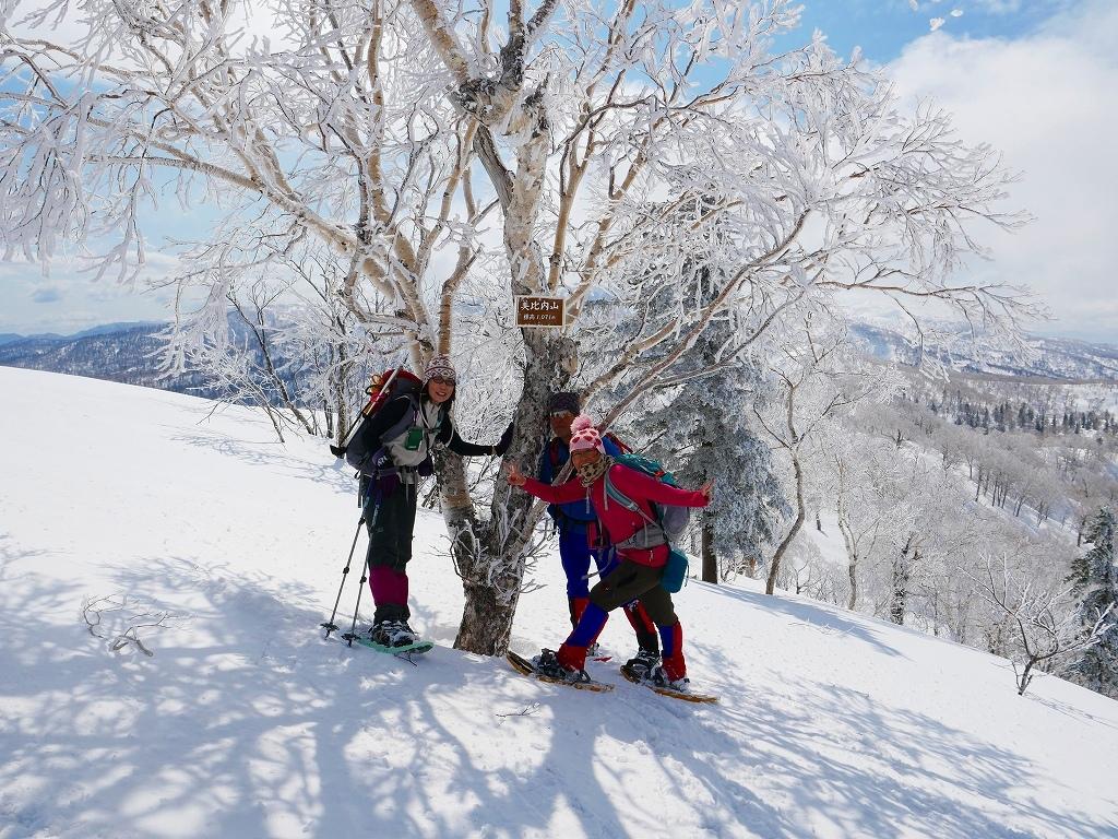 美比内山と大沼山、2018.4.16ー速報版ー_f0138096_17565159.jpg
