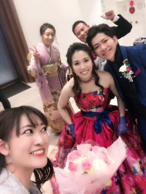 ❤️❤️小林夫妻の結婚式❤️❤️_b0259538_18534152.jpg
