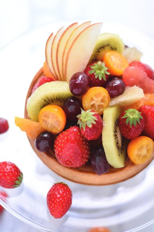 Tarte aux fruits frais レッスン_b0125541_20470071.jpg