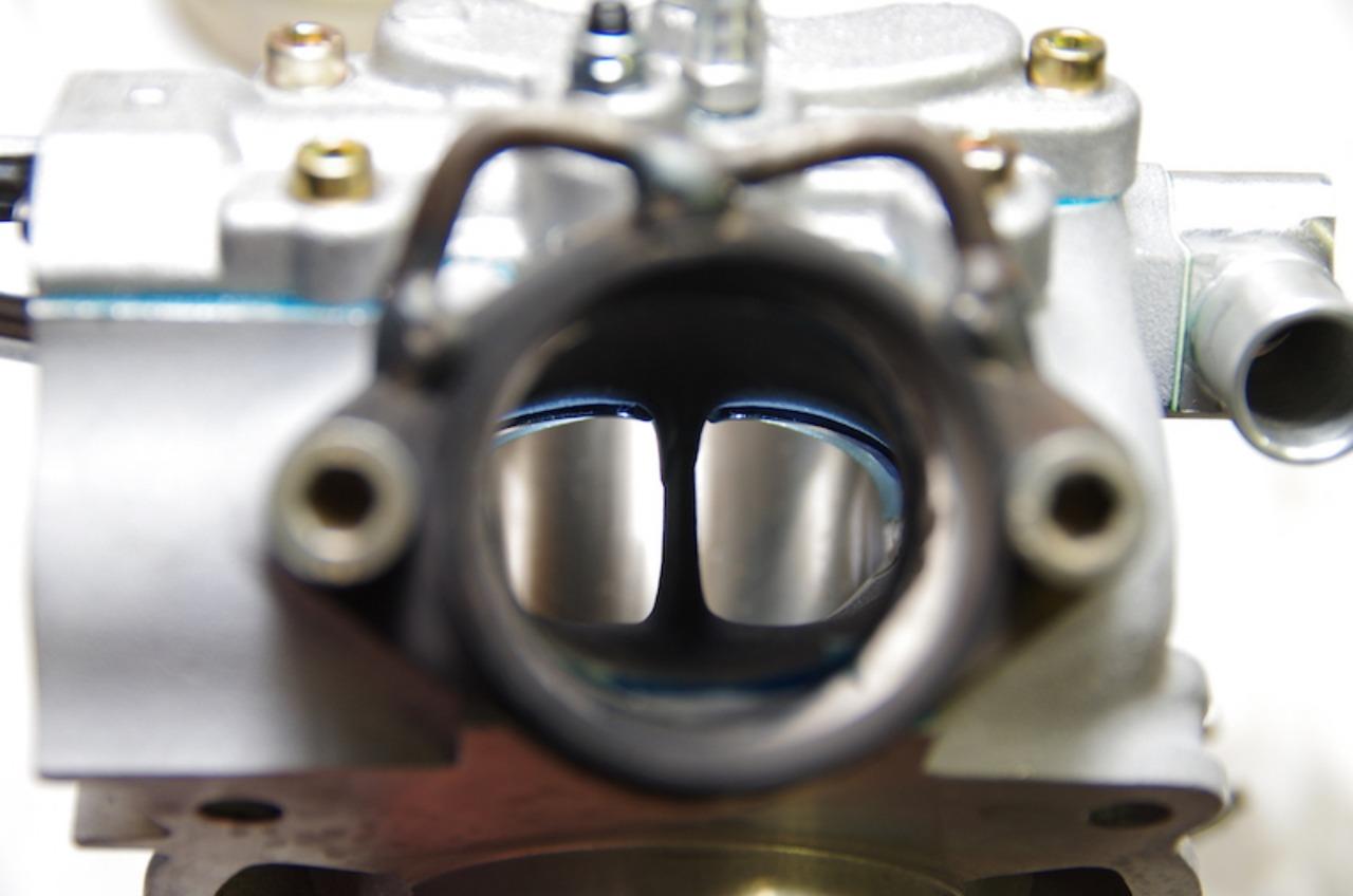 【tm125EN】エンジン組立(その6)パワーバルブ微調整_e0159646_4213581.jpg