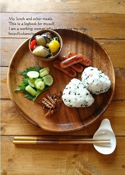 イエシゴトVol.255 ブランチと野菜で常備菜作り…でやらかしました。_e0274872_12534666.jpg