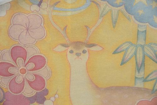 中沢 梓 大和絵展 「刻一刻」@1日目_e0272050_16073402.jpg