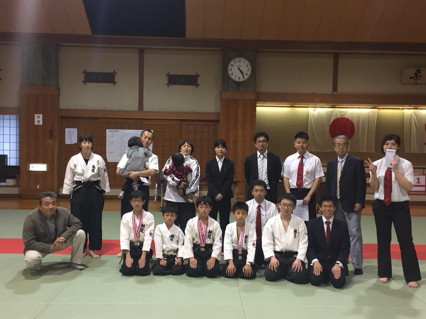 第二回神奈川県躰道優勝大会_e0036153_14390883.jpg