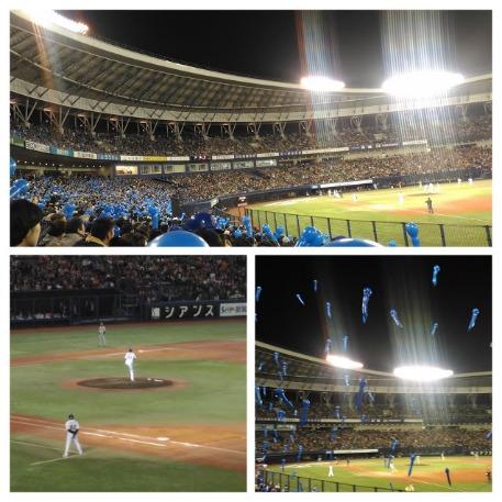 たぶん最後のプロ野球観戦@HARD OFF ECOスタジアム_c0190960_935219.jpg
