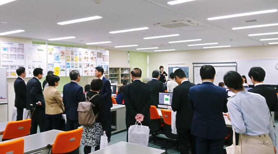 東京障害者職業能力開発校 新校舎落成記念式典_f0059673_23233100.jpg