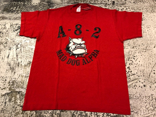 4月21日(土)大阪店スーペリア入荷!! #2 Military T-Shirt!MarineCorps,Navy,AirForce!!_c0078587_21195554.jpg