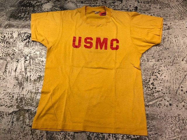 4月21日(土)大阪店スーペリア入荷!! #2 Military T-Shirt!MarineCorps,Navy,AirForce!!_c0078587_21202880.jpg