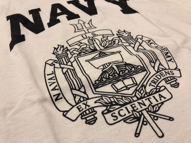 4月21日(土)大阪店スーペリア入荷!! #2 Military T-Shirt!MarineCorps,Navy,AirForce!!_c0078587_2125444.jpg