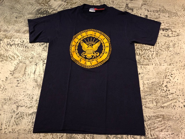 4月21日(土)大阪店スーペリア入荷!! #2 Military T-Shirt!MarineCorps,Navy,AirForce!!_c0078587_2127375.jpg