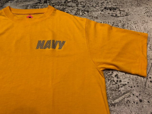 4月21日(土)大阪店スーペリア入荷!! #2 Military T-Shirt!MarineCorps,Navy,AirForce!!_c0078587_21291840.jpg