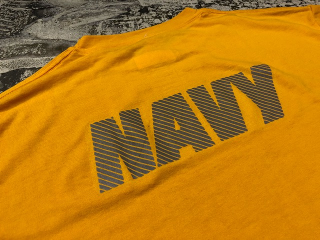 4月21日(土)大阪店スーペリア入荷!! #2 Military T-Shirt!MarineCorps,Navy,AirForce!!_c0078587_2129278.jpg