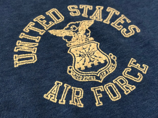 4月21日(土)大阪店スーペリア入荷!! #2 Military T-Shirt!MarineCorps,Navy,AirForce!!_c0078587_21311571.jpg