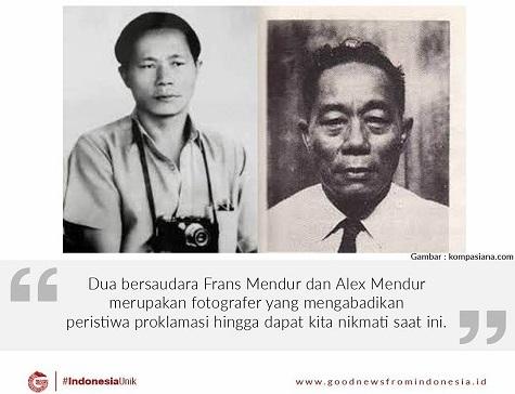 インドネシアの独立宣言を撮った報道カメラマン兄弟・Alex dan Frans Mendur_a0054926_10020454.jpg