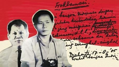 インドネシアの独立宣言を撮った報道カメラマン兄弟・Alex dan Frans Mendur_a0054926_10022960.jpg