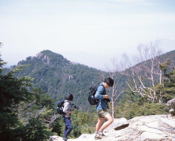 フィルム登山部で金峰山_f0251840_09320509.jpg