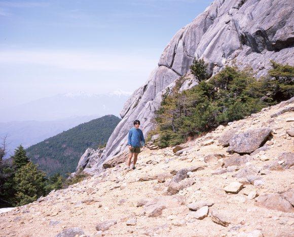 フィルム登山部で金峰山_f0251840_09320909.jpg