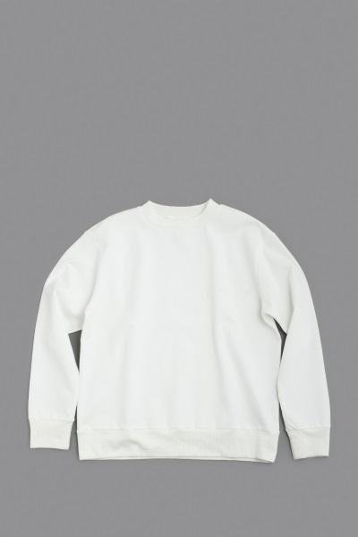 RICEMAN  Long Sleeve Sweater (White)_d0120442_13254470.jpg