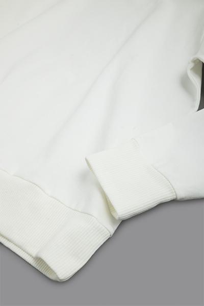 RICEMAN  Long Sleeve Sweater (White)_d0120442_13254899.jpg