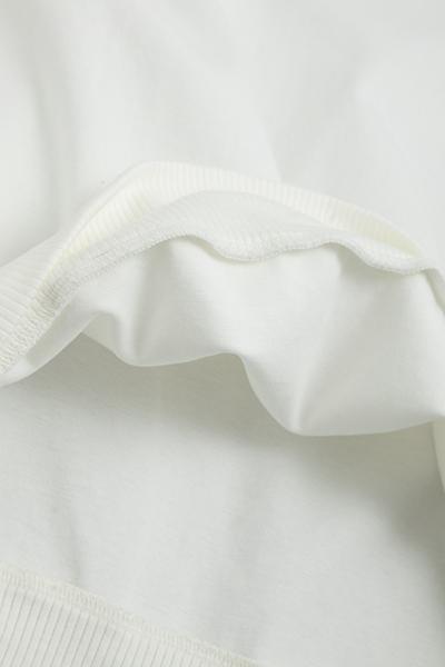 RICEMAN  Long Sleeve Sweater (White)_d0120442_13254931.jpg
