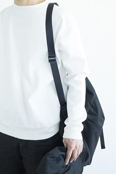 RICEMAN  Long Sleeve Sweater (White)_d0120442_1356193.jpg