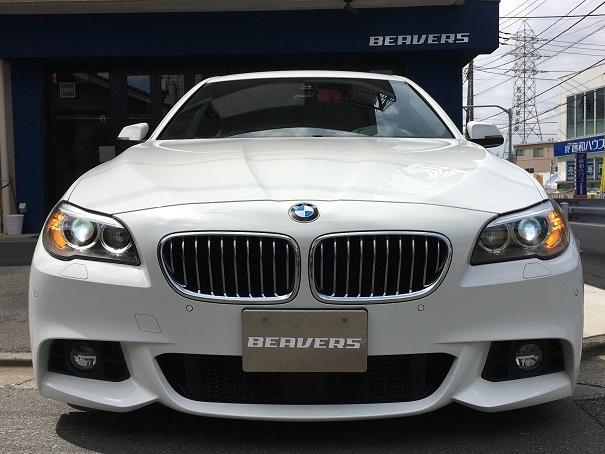 BMW528i M-sports (F10 LCi LHD)_b0378781_16090485.jpg