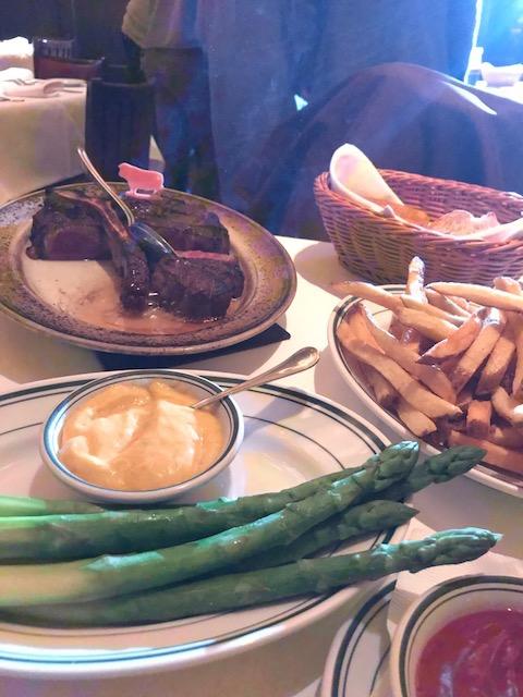 アメリカンな豪華な食事_f0232994_13392036.jpg