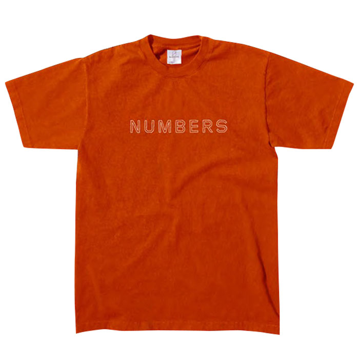 NUMBERS EDITION  NEW ITEMS!!!!_d0101000_13105246.jpg
