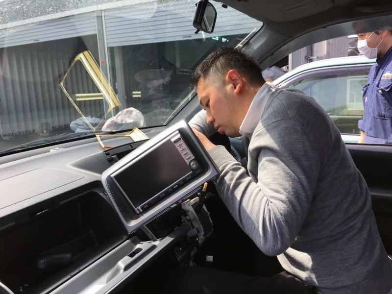 4月20日(金)☆TOMMYアウトレット☆あゆブログ٩(•౪• ٩) ekワゴンO様納車♪モビリオスパイクK様ご成約♪_b0127002_18060383.jpg