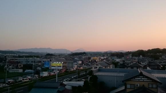 4/19 昨日の富士山_b0042308_10342974.jpg