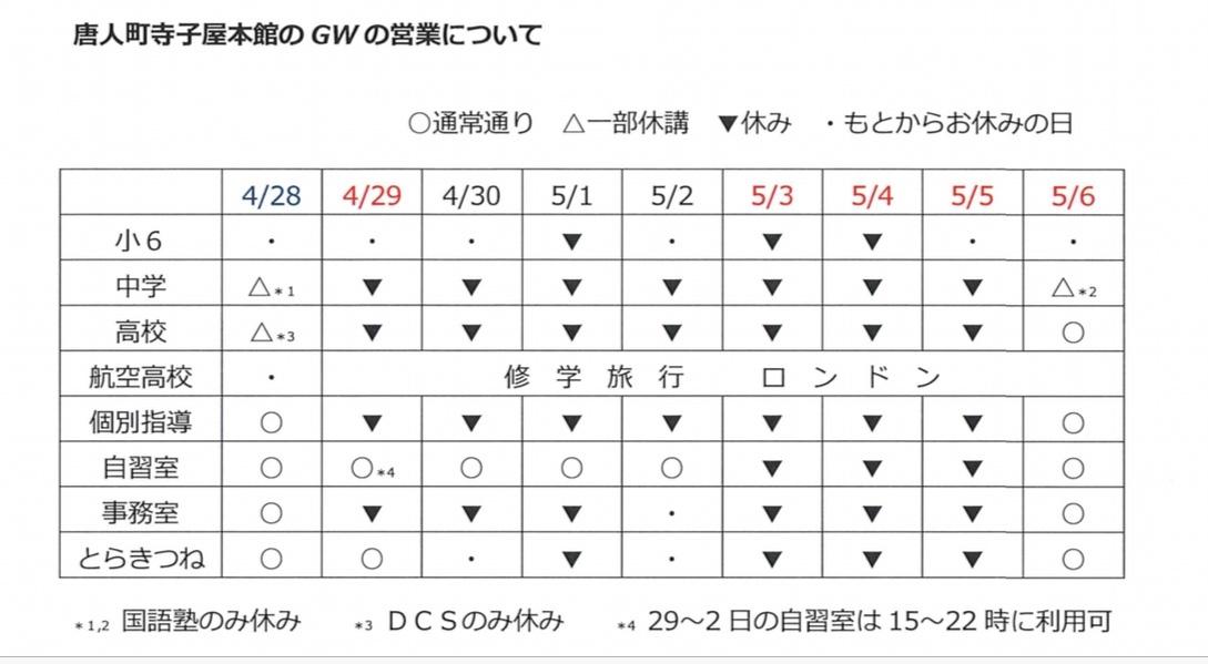 GWのスケジュールについて_d0116009_15515356.jpeg