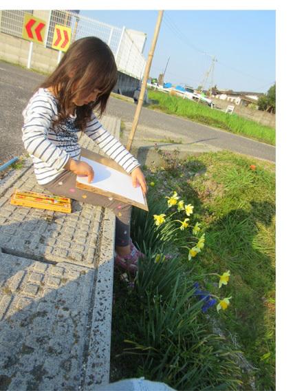 春がきたよ♪ 幼・小学生クラス(比良)_f0211514_23043896.jpg