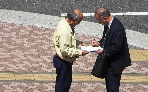 広島3区市民連合 19の日宣伝_e0094315_21343582.jpg