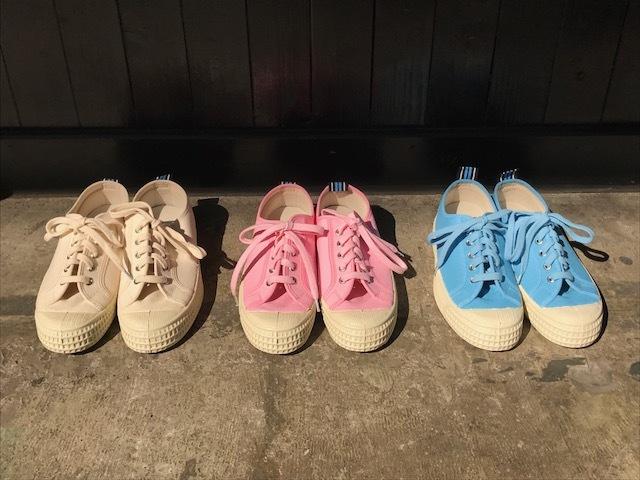 Universal Works×novesta sneakers & Socks_a0222424_19012943.jpg
