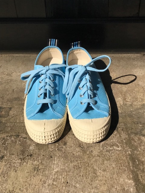Universal Works×novesta sneakers & Socks_a0222424_19074675.jpg