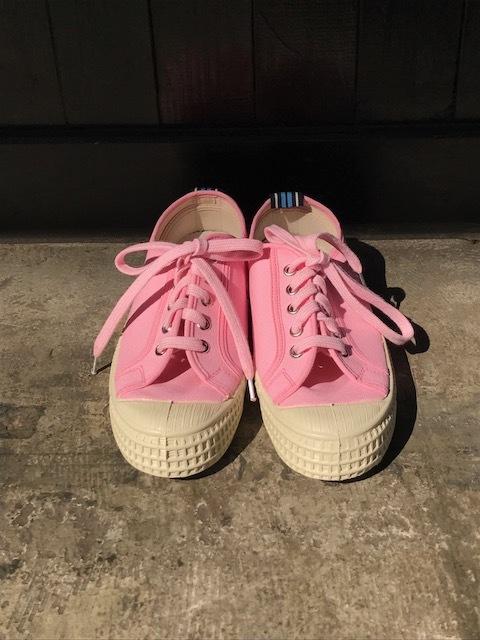 Universal Works×novesta sneakers & Socks_a0222424_19075743.jpg