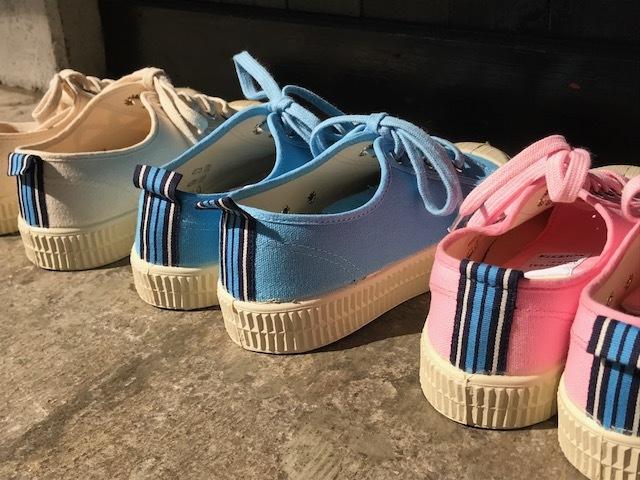 Universal Works×novesta sneakers & Socks_a0222424_19081188.jpg