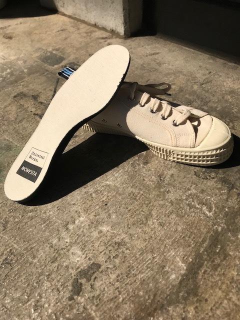 Universal Works×novesta sneakers & Socks_a0222424_19082124.jpg