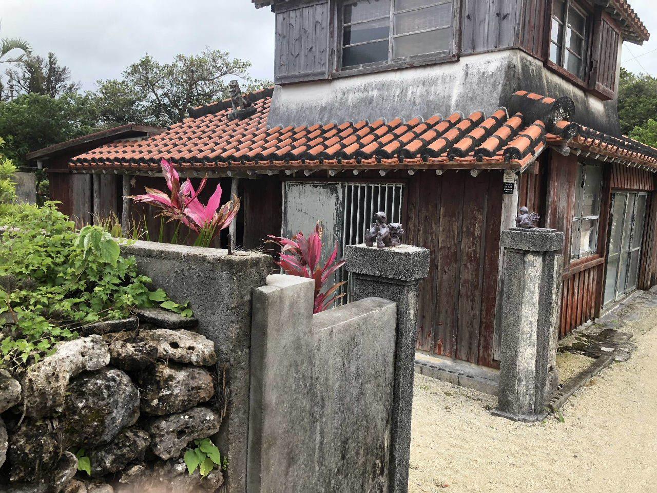 竹富島観光  水牛車でのんびり観光_c0011649_04303629.jpg