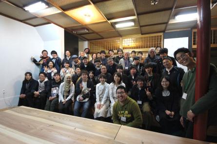 建築環境デザイン研究室「丹波大野ゼミ」2-3日目_b0116276_18302929.jpg