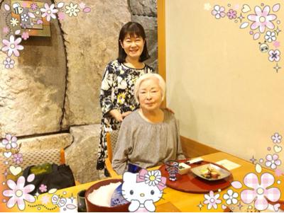 母と久々銀座でランチ♪_c0106100_21062187.jpg