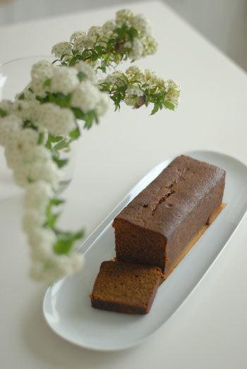 ショコラレッスン今季最後 コーヒーのパウンドケーキ_d0329740_22243462.jpg