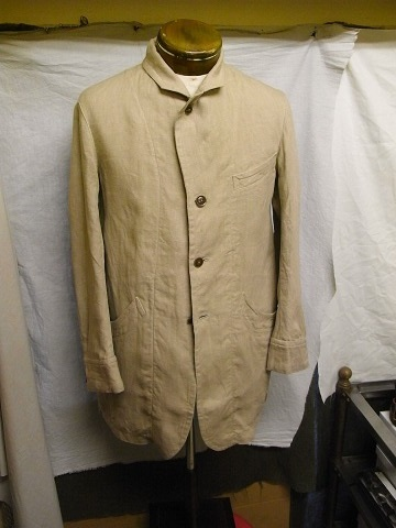 classic heavylinen country coat_f0049745_12054357.jpg