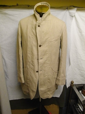 classic heavylinen country coat_f0049745_12055936.jpg